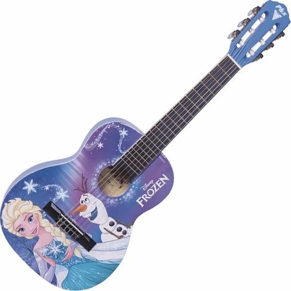Violão Nylon Infantil Disney Phx Vif-1 Frozen Olaf Elsa