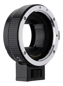 Adaptador De Lente Canon Para Sony Nex E Mount A7s A6000