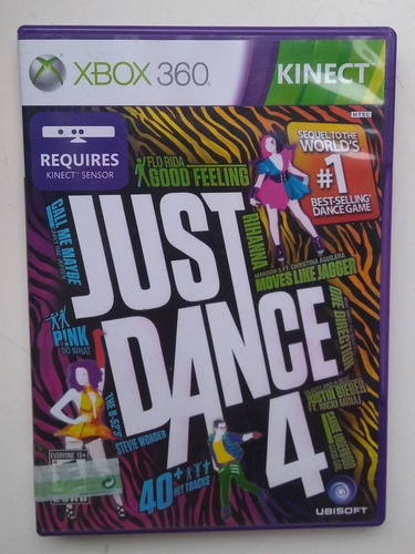 Imagem 1 de 2 de Just Dance 4 Original Para Xbox 360