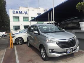 Toyota Avanza 5p Xle L4/1.5 Aut