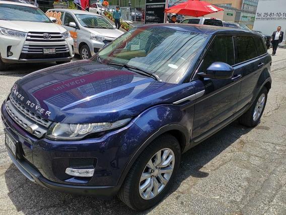 Land Rover Evoque Pure Tech 2014