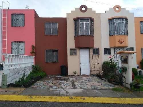 Casa En Renta En Claustros De San Miguel Cuautitlan Izcalli