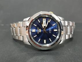 Relógio Seiko Clássico Calendário Automático Snkk11k1