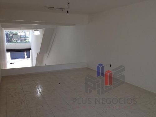 Sala Para Aluguel Em Centro - Sa008157