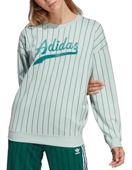 Sudadera Atletica Originals Sweater Mujer adidas Du9921