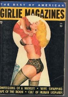 The Best Of American Girlie Magazines Ilustrado Taschen C654