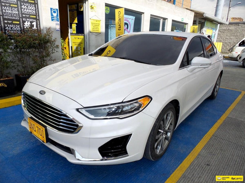 Ford Fusion Sel Hev