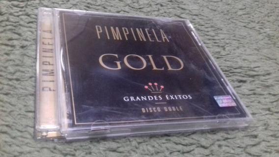 Cd Doble - Pimpinela - Gold