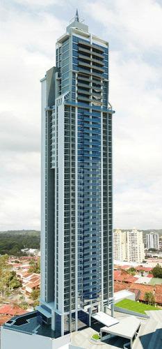 Imagen 1 de 14 de Venta De Apartamento A Estrenar En Ph Elite 500, 19-3373