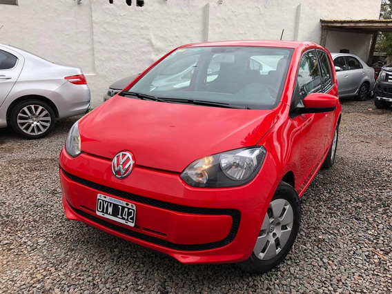 Volkswagen Up! 1.0 Move Up! 75cv 5 P Vea El Video!!