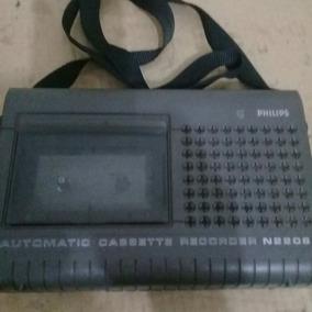 Toca Fitas E Gravador Philips N2208
