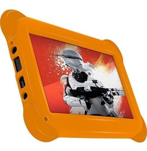 Tablet Multilaser Star Wars Quad Core Dual Câmera Oferta