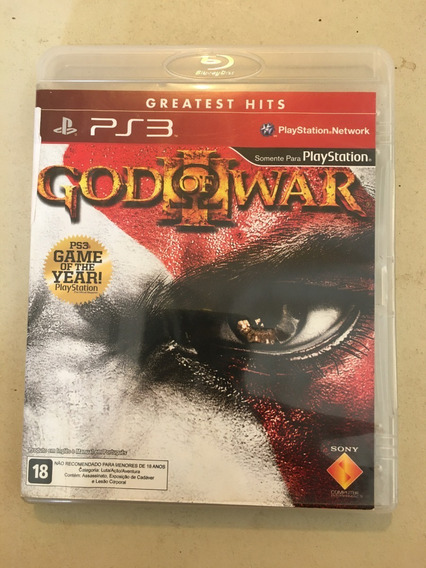 Game Ps3 God Of War 3