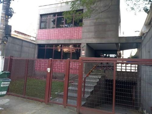 Imagem 1 de 15 de Locação/venda Prédio - Chácara Santo Antônio, São Paulo-sp - Rr3894