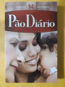 Livro Pão Diário - Ano De 2011