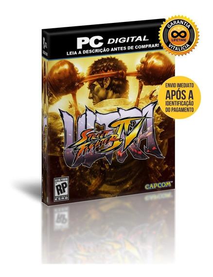 Ultra Street Fighter Iv + Dlc