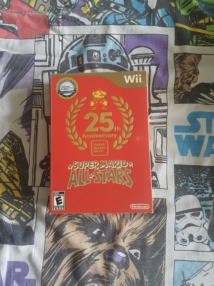 Super Mario All Stars 25th Anniversary Limited Edition