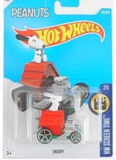Hot Wheels Carrinho Snoop 1:64 Mattel Miniatura