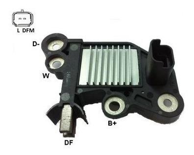 Regulador De Tensão Clio / Logan / Duster /sandero 1.6 16v
