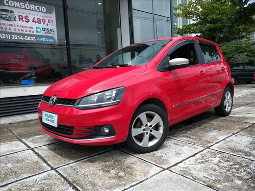 Volkswagen Fox 1.6 Rock In Rio 8v Flex 4p Manual