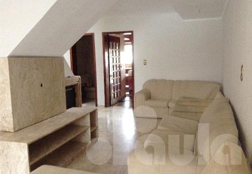 Sobrado 3 Dormitórios-1suíte Com Sacada Em Santo André - Val - 1033-8709