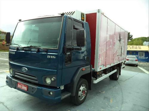 Caminhao Ford Cargo 816 S