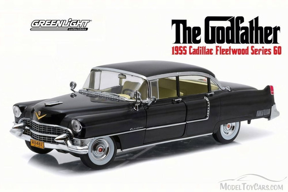 Cadillac Fleetwood 1:18 -the Godfather 1955- [pronta-entreg]