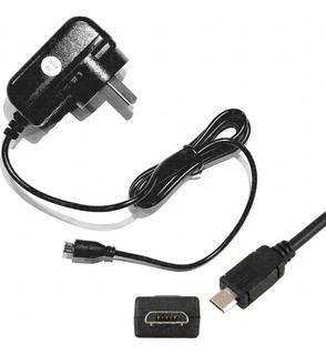 Fuente Cargador Tablet Celular 5v 2,5a 2500ma Cable Microusb Micro Usb