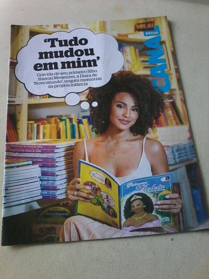 Canal Extra Sheron Fernanda Brum Elizangela Suzana Vieira