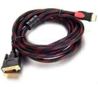 Cable Hdmi Macho A Dvi-d 24+1 Macho