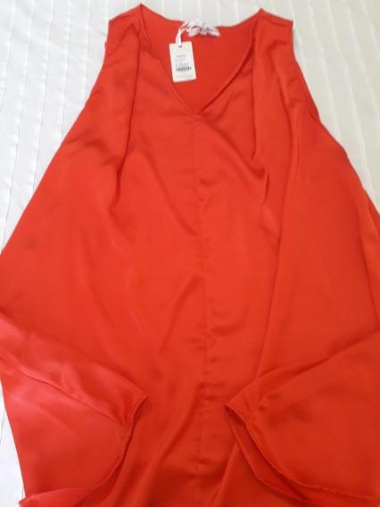 Vestido Rojo Legacy Talle 44
