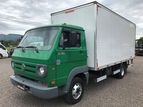 Volkswagen 8-150 Delivery - Baú 5.45m - Fernando