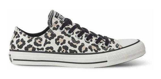 Converse Ox Animal Print Leopardo Cheetah 168310c Se Agotan!