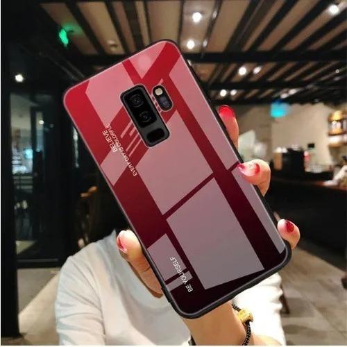 Protector Samsung A6 A7  A9 2018  Vidrio Atras Lujo  24 Hs