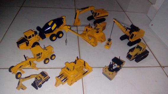 Maquinas A Escala De Coleccion Caterpillar Norscot.