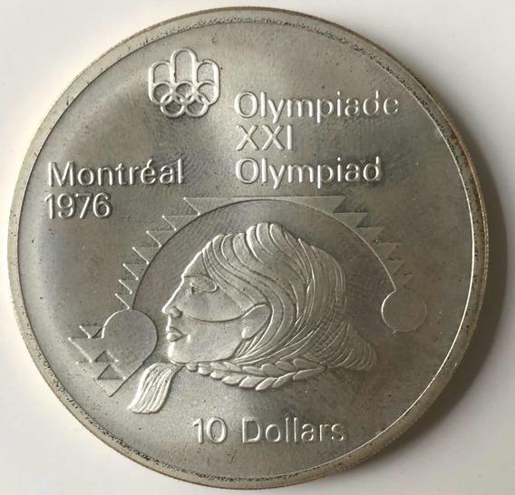 Canadá 10 Dólares 1975
