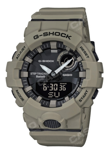 Reloj Casio G-shock G-squad Gba-800 Step Tracker