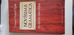 Novíssima Gramática Da Língua Portuguesa - Domingos Cegalla