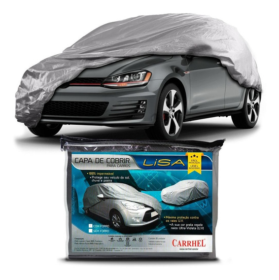 Capa Cobrir Carro 100% Impermeavel Audi A3 S3 Rs3 R8 Tt Tts