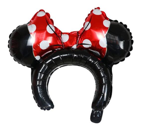 Globos Mickey Y Mimi 15 Piezas