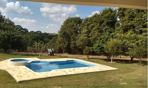 Chácara Com 5 Dormitórios À Venda, 5300 M² Por R$ 955.000,00 - Parque Da Grama - Indaiatuba/sp - Ch0542