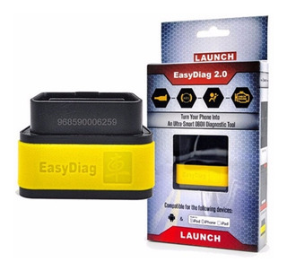 Scanner Launch X431 Easydiag 2.0 Full + Tablet 7 Dpf Maxus
