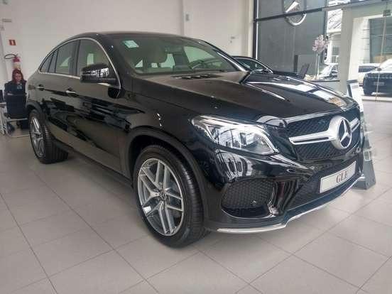 Mercedes Gle 400 3.0 V6 Gasolina Highway Coupé 4matic 9g-tro