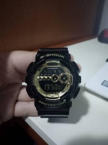 Relógio G Shock Gd-100gb-1dr Original