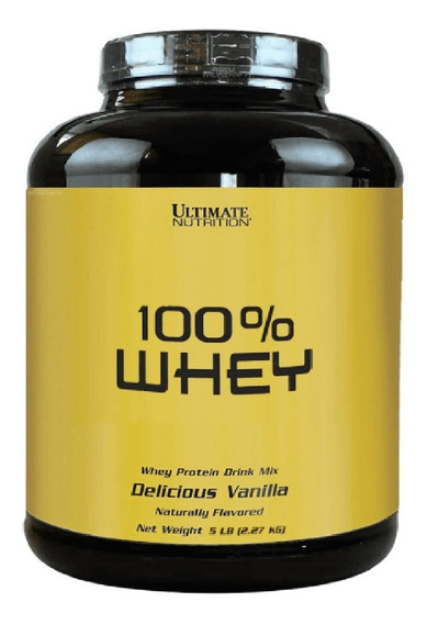 100% Whey Delicious 2,27kg (5 Lbs) - Ultimate Nutrition