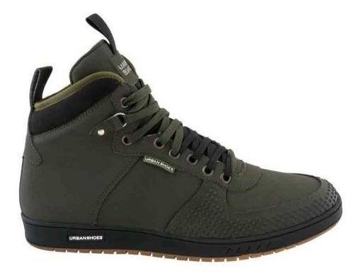 Tenis Casual Bota Urban Shoes O768 D183229 Envio Gratis Msi