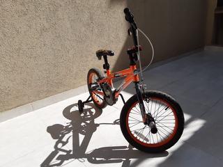 Bicicleta Mongoose Bmx Rodado 16