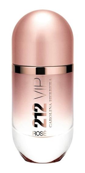 Perfume Fem 212 Vip Rosé Edp 125ml - 100% Original