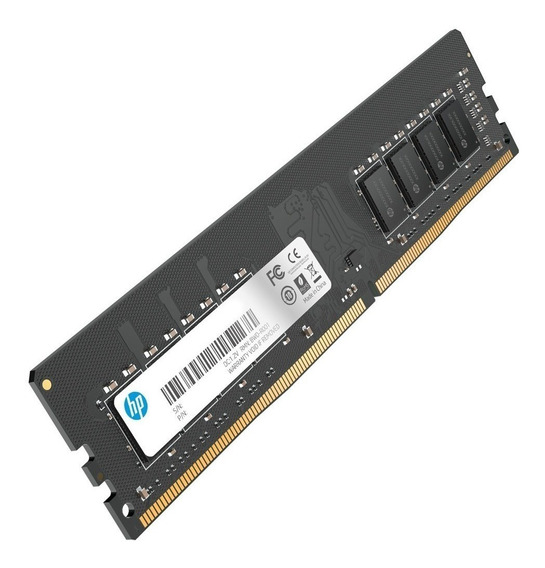 Memoria Ram Pc 8gb Hp V2 Ddr4 2666mhz Udimm Pc Gamer Ultra V