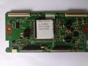 Placa T-con Tv Lg 32sl80yd